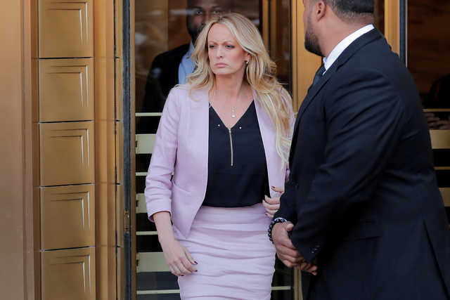 Stormy Daniels and husband to divorce says lawyer
