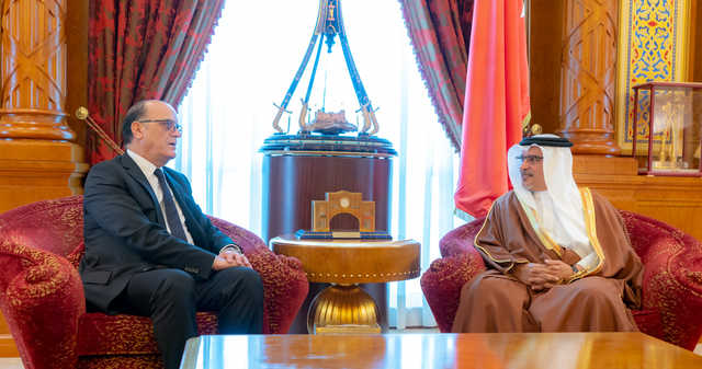 Photo Gallery: Crown Prince receives outgoing Tunisian Ambassador