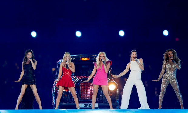 Mel B confirms 'Spice Girls' reunion