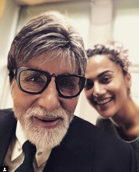 Big B, Taapsee Pannu's 'Badla' gets release date