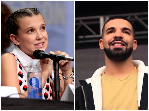 Millie Bobby Brown, Drake 'Talk All the Time'