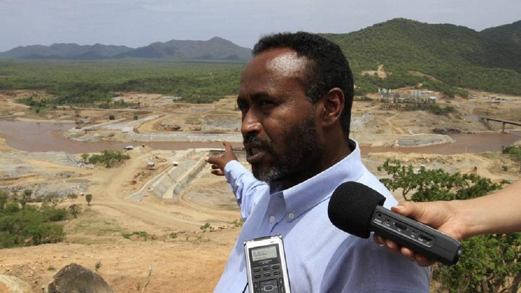 Ethiopian mega-dam project manager found dead