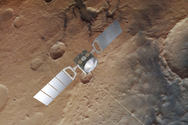 Tech Talk: Liquid water lake discovered on Mars