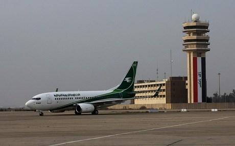 Iraqi Airways suspends pilots after in-flight fight over food