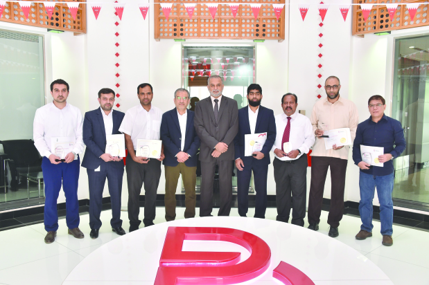 Photo Gallery: Batelco honours employees