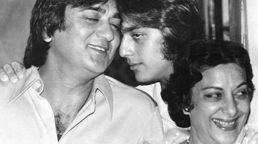 Bollywood: Happy Birthday Sanjay Dutt! Some vintage photos ...