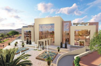 Oman starts work on luxury restaurant complex