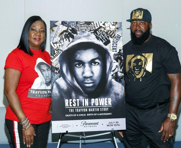 New US series spotlights Trayvon Martin killing