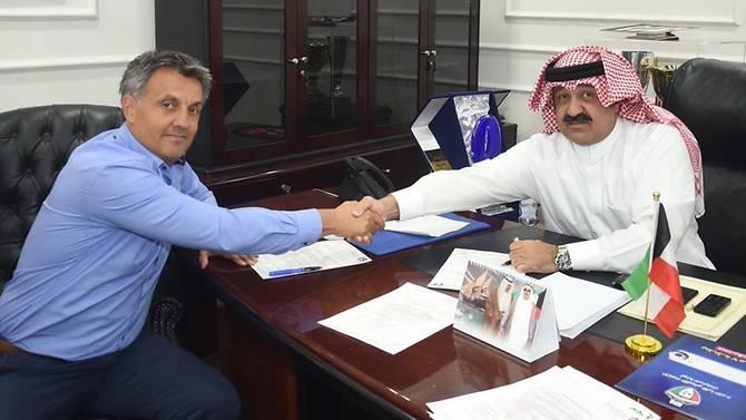 Croatia's Jozak named Kuwait head coach
