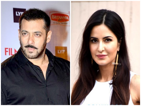 Salman welcomes 'sundar, susheel' Katrina on board for 'Bharat'