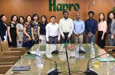 Ithraa team probes Vietnam opportunities