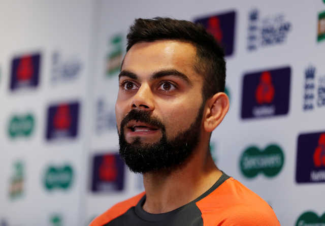 Kohli & Co. look for Test series redemption against England
