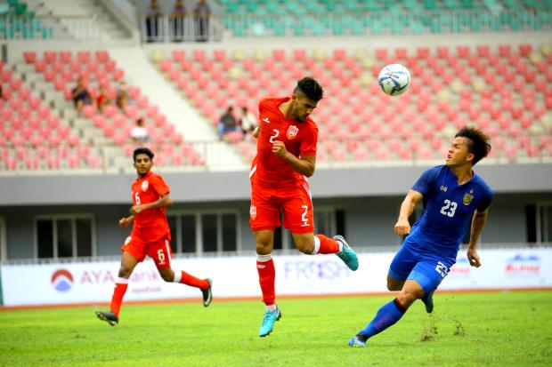 Alpine Cup 2018: Bahrain off to winning start