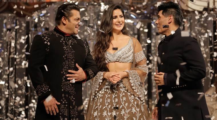 Salman-Katrina turn muses for Manish Malhotra