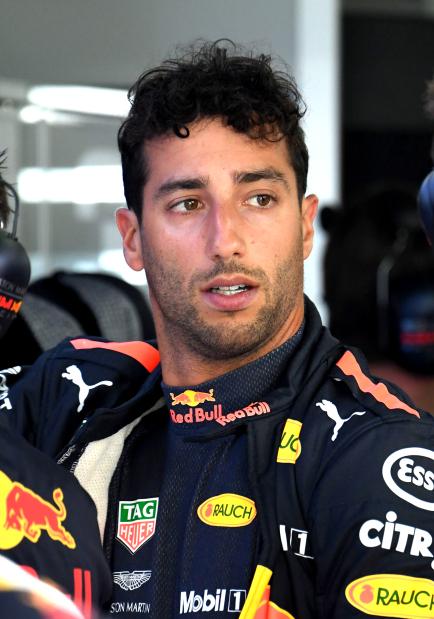 Ricciardo to leave Red Bull for Renault