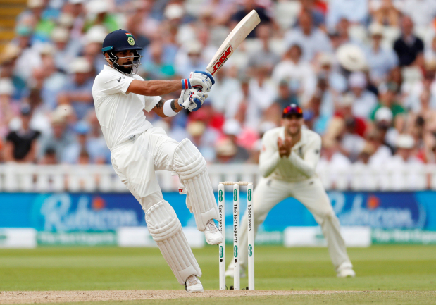 India vs England: First test, match evenly poised