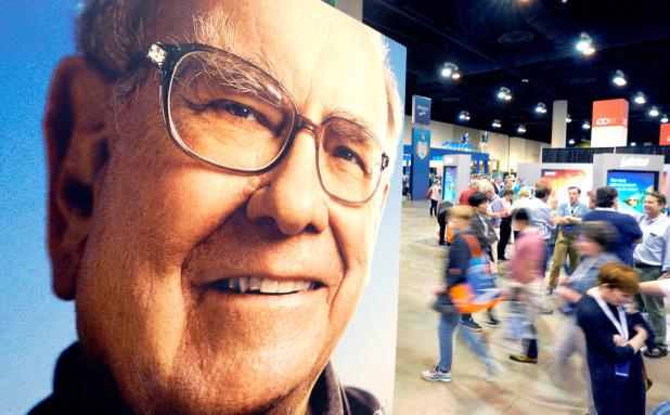 Buffett's Berkshire Hathaway profit surges 67pc