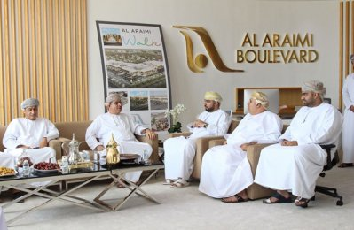 Upcoming Al Araimi Boulevard mall to boost tourism in Oman