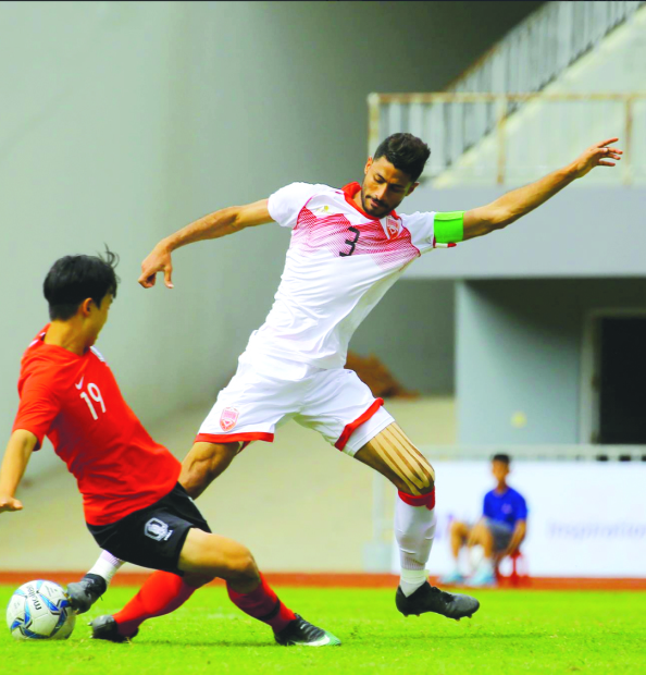 Alpine Cup: Bahrain settle for third-place finish