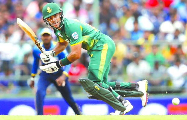 South Africans seal ODI series