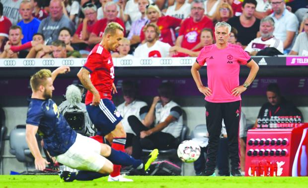 'United need to improve squad'