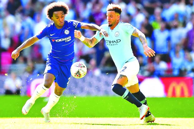 Willian commits future to Chelsea