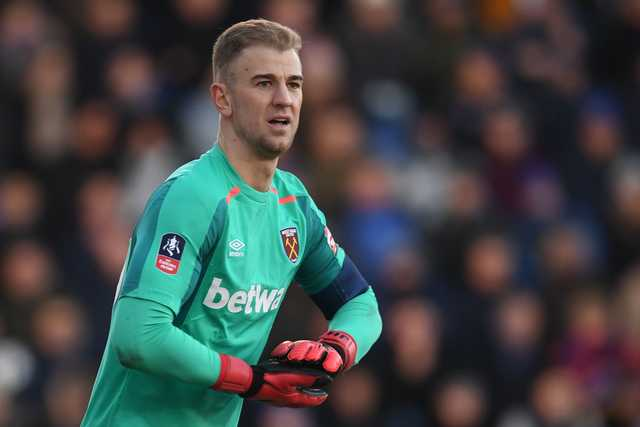 Hart leaves City to join Burnley