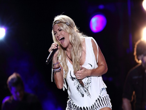 Fans upset with Carrie Underwood's comment about fertility