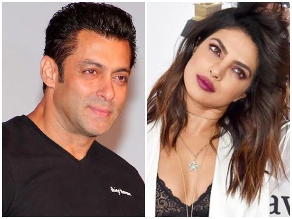 Salman's snarky response to Priyanka's exit from 'Bharat'