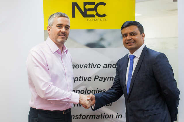 NEC Payments achieves key Mastercard member status