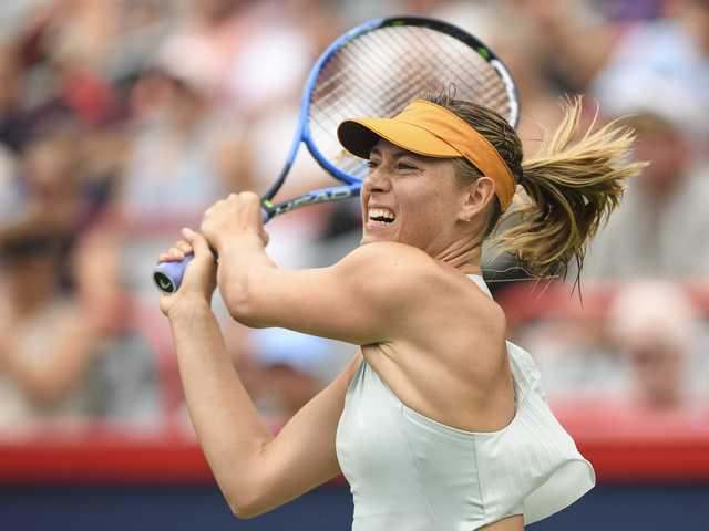 MONTREAL WTA: Sharapova destroys Kasatkina in just 66 minutes!