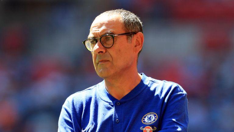 Chelsea set for new Sarri era