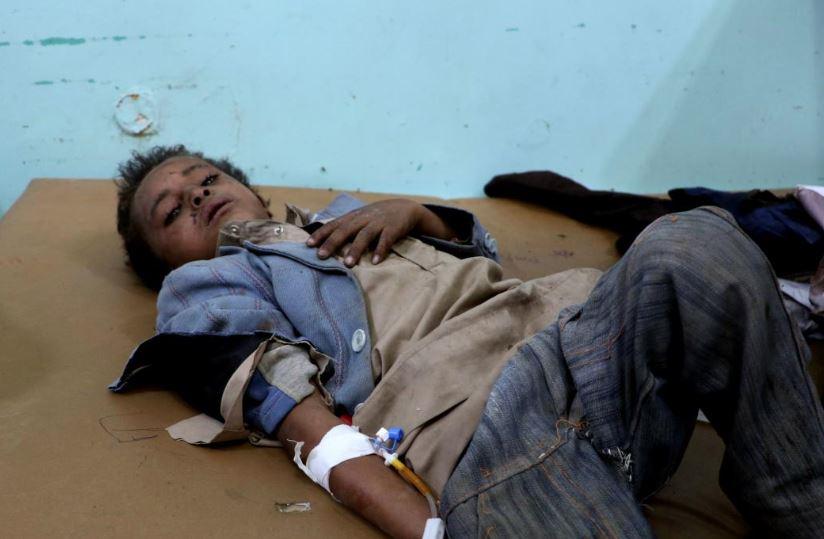 Saudi-led coalition to investigate Yemen bus attack