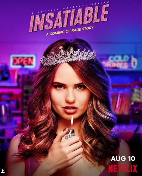 New Netflix series 'Insatiable' faces fat-shaming, homophobia accusations