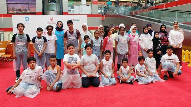 Workshop for orphans