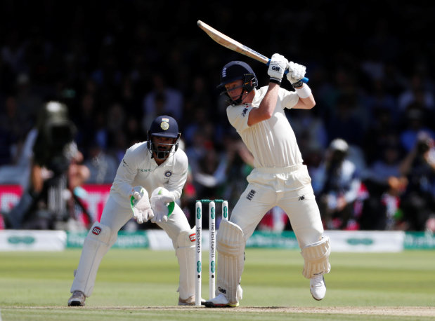 England struggle to 89-4 at Lord's