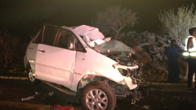 Seven killed, four critical in horrific accident