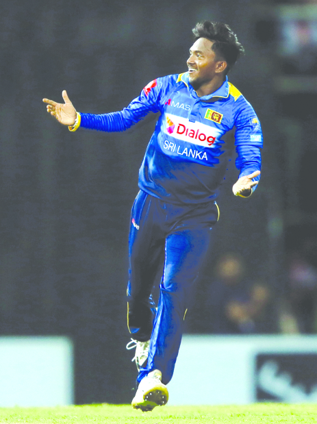 Sri Lanka sign off in style