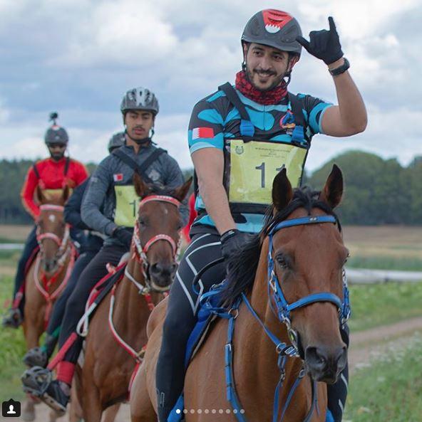 PICTURES & VIDEOS: Shaikh Khalid claims Sweden endurance title