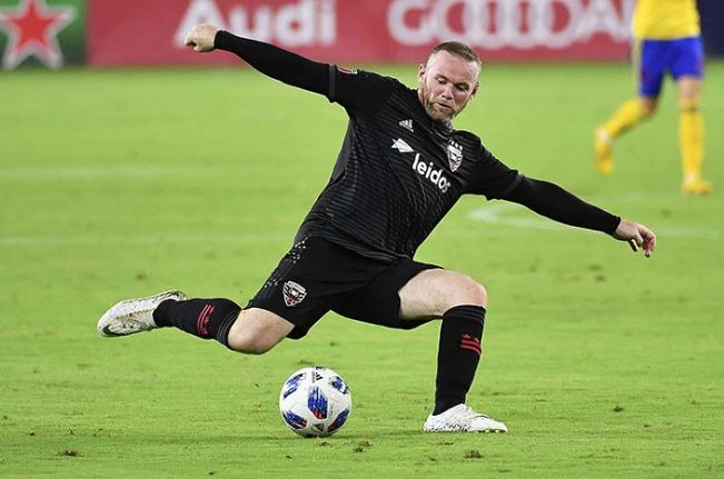 MLS: Rooney inspires DC United to victory