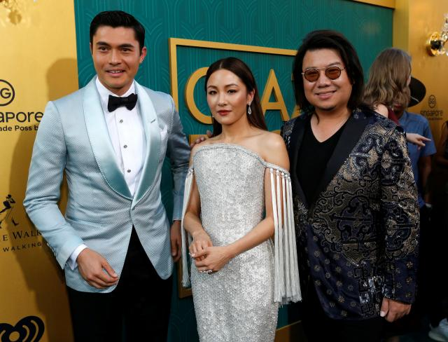 Crazy rich on film, proud to be Asian