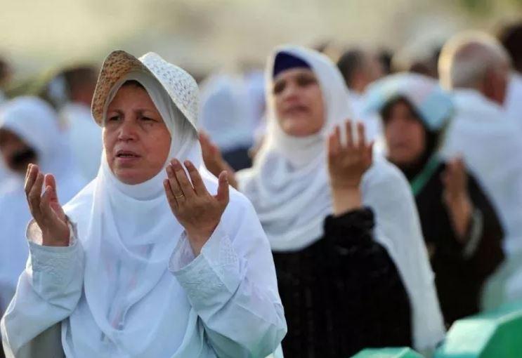 1,486,958 pilgrims in Saudi for Haj