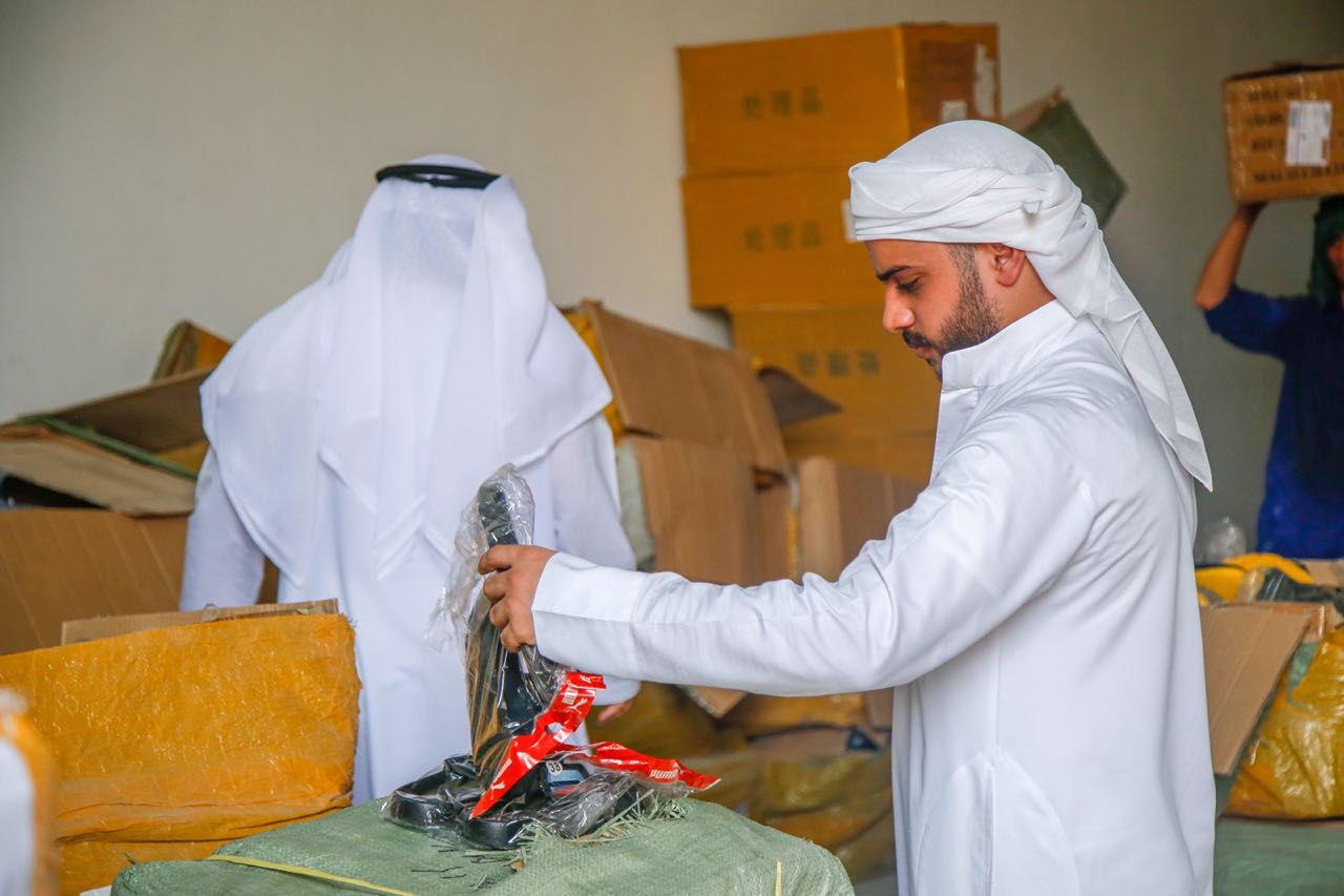 UAE: Counterfeit goods worth AED6 million seized from two ...