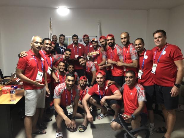 18th Asian Games: Bahrain take on India in handball