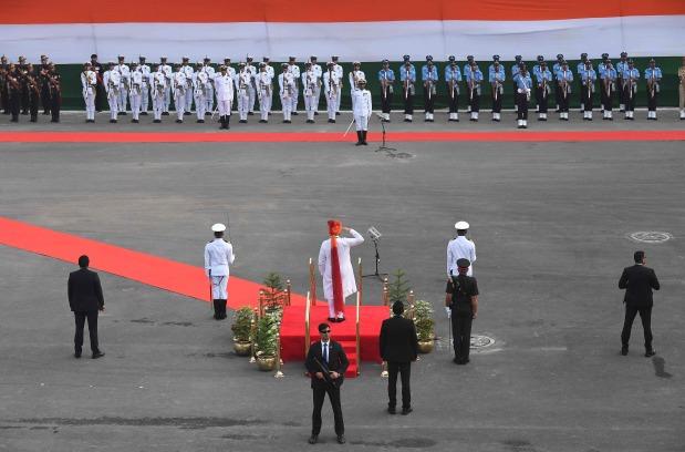 World News: India celebrates 71st Independence Day, Modi says 'sleeping elephant' has woken up!