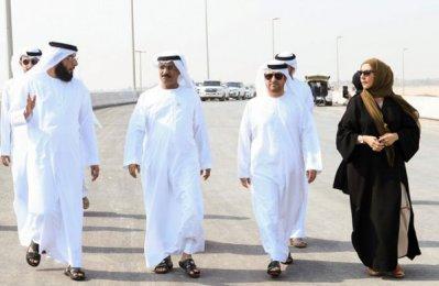 UAE launches next stage of Al Badiya Bridge project