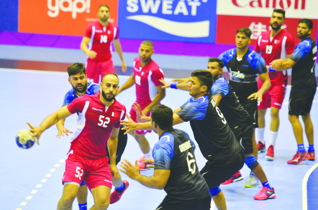 ASIAN GAMES: Bahrain tame India