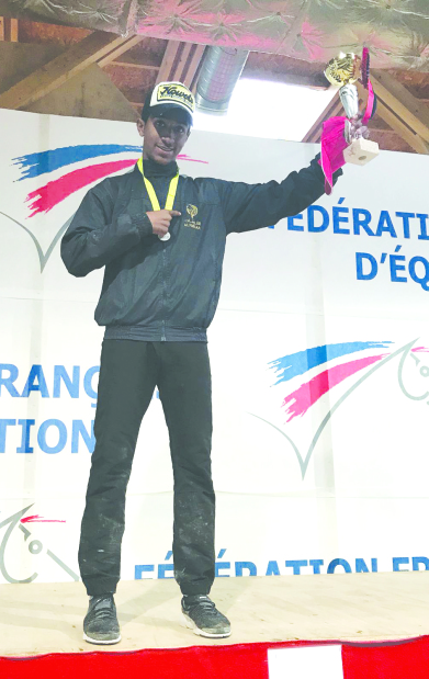 Endurance ride win hailed by Shaikh Nasser