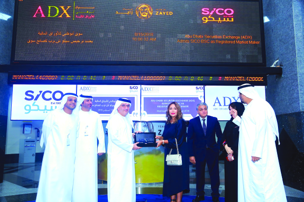ADX admits Sico as market maker