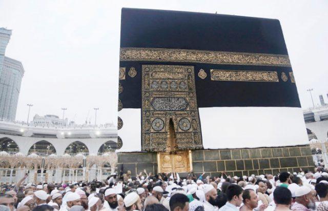 Qatari pilgrims arrive in Saudi via Kuwait